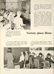 Page 12, 1954 Edition, Thomas Carr Howe Community High School - Hilltopper Yearbook (Indianapolis, IN) online yearbook collection