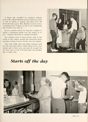 Page 9, 1954 Edition, Thomas Carr Howe Community High School - Hilltopper Yearbook (Indianapolis, IN) online yearbook collection