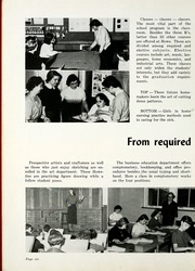 Page 10, 1955 Edition, Thomas Carr Howe Community High School - Hilltopper Yearbook (Indianapolis, IN) online yearbook collection