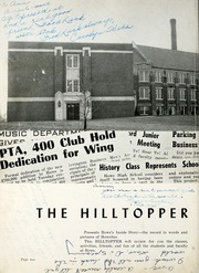 Page 6, 1955 Edition, Thomas Carr Howe Community High School - Hilltopper Yearbook (Indianapolis, IN) online yearbook collection