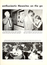 Page 17, 1957 Edition, Thomas Carr Howe Community High School - Hilltopper Yearbook (Indianapolis, IN) online yearbook collection