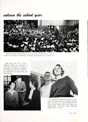 Page 15, 1958 Edition, Thomas Carr Howe Community High School - Hilltopper Yearbook (Indianapolis, IN) online yearbook collection