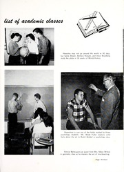 Page 17, 1958 Edition, Thomas Carr Howe Community High School - Hilltopper Yearbook (Indianapolis, IN) online yearbook collection