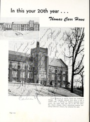 Page 6, 1958 Edition, Thomas Carr Howe Community High School - Hilltopper Yearbook (Indianapolis, IN) online yearbook collection
