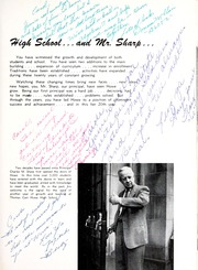 Page 7, 1958 Edition, Thomas Carr Howe Community High School - Hilltopper Yearbook (Indianapolis, IN) online yearbook collection