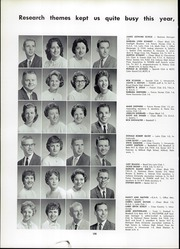 Page 13, 1962 Edition, Thomas Carr Howe Community High School - Hilltopper Yearbook (Indianapolis, IN) online yearbook collection