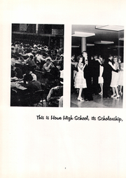 Page 6, 1964 Edition, Thomas Carr Howe Community High School - Hilltopper Yearbook (Indianapolis, IN) online yearbook collection