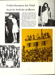 Page 14, 1970 Edition, Thomas Carr Howe Community High School - Hilltopper Yearbook (Indianapolis, IN) online yearbook collection