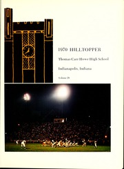Page 5, 1970 Edition, Thomas Carr Howe Community High School - Hilltopper Yearbook (Indianapolis, IN) online yearbook collection