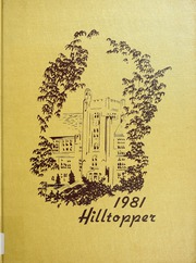 1981 Edition, Thomas Carr Howe Community High School - Hilltopper Yearbook (Indianapolis, IN)
