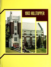 1983 Edition, Thomas Carr Howe Community High School - Hilltopper Yearbook (Indianapolis, IN)