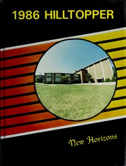 1986 Edition, Thomas Carr Howe Community High School - Hilltopper Yearbook (Indianapolis, IN)