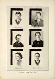Page 12, 1935 Edition, James Whitcomb Riley High School - Hoosier Poet Yearbook (South Bend, IN) online yearbook collection