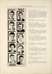 Page 16, 1935 Edition, James Whitcomb Riley High School - Hoosier Poet Yearbook (South Bend, IN) online yearbook collection