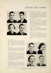 Page 10, 1937 Edition, James Whitcomb Riley High School - Hoosier Poet Yearbook (South Bend, IN) online yearbook collection