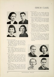 Page 16, 1937 Edition, James Whitcomb Riley High School - Hoosier Poet Yearbook (South Bend, IN) online yearbook collection