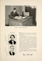 Page 9, 1937 Edition, James Whitcomb Riley High School - Hoosier Poet Yearbook (South Bend, IN) online yearbook collection
