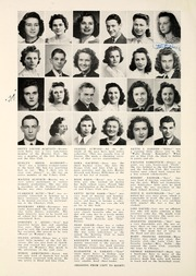 Page 12, 1942 Edition, James Whitcomb Riley High School - Hoosier Poet Yearbook (South Bend, IN) online yearbook collection