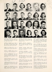 Page 15, 1942 Edition, James Whitcomb Riley High School - Hoosier Poet Yearbook (South Bend, IN) online yearbook collection