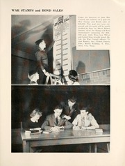 Page 15, 1943 Edition, James Whitcomb Riley High School - Hoosier Poet Yearbook (South Bend, IN) online yearbook collection
