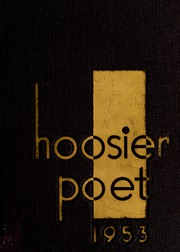 Page 1, 1953 Edition, James Whitcomb Riley High School - Hoosier Poet Yearbook (South Bend, IN) online yearbook collection
