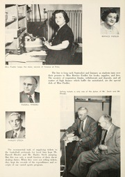 Page 12, 1953 Edition, James Whitcomb Riley High School - Hoosier Poet Yearbook (South Bend, IN) online yearbook collection