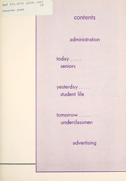 Page 7, 1953 Edition, James Whitcomb Riley High School - Hoosier Poet Yearbook (South Bend, IN) online yearbook collection