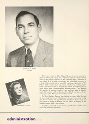 Page 8, 1953 Edition, James Whitcomb Riley High School - Hoosier Poet Yearbook (South Bend, IN) online yearbook collection