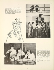 Page 10, 1956 Edition, James Whitcomb Riley High School - Hoosier Poet Yearbook (South Bend, IN) online yearbook collection