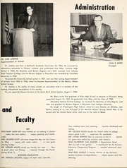 Page 17, 1956 Edition, James Whitcomb Riley High School - Hoosier Poet Yearbook (South Bend, IN) online yearbook collection