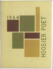 1964 Edition, James Whitcomb Riley High School - Hoosier Poet Yearbook (South Bend, IN)