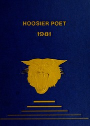 James Whitcomb Riley High School - Hoosier Poet Yearbook (South Bend, IN) online yearbook collection, 1981 Edition, Page 1