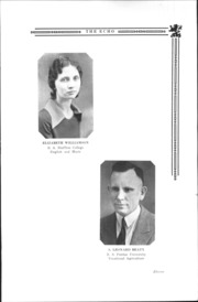 Page 14, 1931 Edition, Cory Rawson High School - Hornet Yearbook (Rawson, OH) online yearbook collection