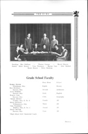 Page 16, 1931 Edition, Cory Rawson High School - Hornet Yearbook (Rawson, OH) online yearbook collection