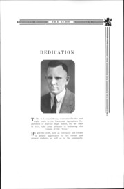 Page 8, 1931 Edition, Cory Rawson High School - Hornet Yearbook (Rawson, OH) online yearbook collection
