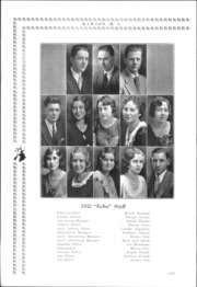 Page 9, 1932 Edition, Cory Rawson High School - Hornet Yearbook (Rawson, OH) online yearbook collection