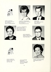 Page 10, 1967 Edition, Cory Rawson High School - Hornet Yearbook (Rawson, OH) online yearbook collection
