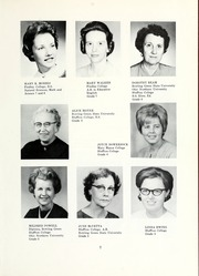 Page 11, 1967 Edition, Cory Rawson High School - Hornet Yearbook (Rawson, OH) online yearbook collection