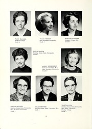 Page 12, 1967 Edition, Cory Rawson High School - Hornet Yearbook (Rawson, OH) online yearbook collection