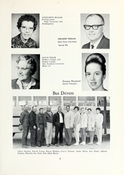 Page 13, 1967 Edition, Cory Rawson High School - Hornet Yearbook (Rawson, OH) online yearbook collection