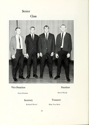 Page 16, 1967 Edition, Cory Rawson High School - Hornet Yearbook (Rawson, OH) online yearbook collection