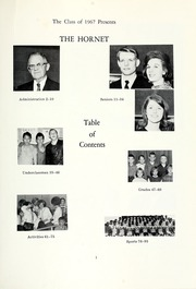Page 5, 1967 Edition, Cory Rawson High School - Hornet Yearbook (Rawson, OH) online yearbook collection