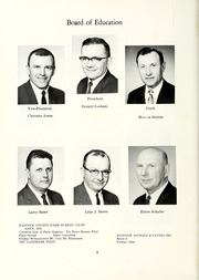Page 6, 1967 Edition, Cory Rawson High School - Hornet Yearbook (Rawson, OH) online yearbook collection