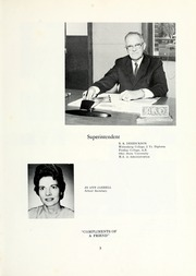 Page 7, 1967 Edition, Cory Rawson High School - Hornet Yearbook (Rawson, OH) online yearbook collection