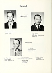 Page 8, 1967 Edition, Cory Rawson High School - Hornet Yearbook (Rawson, OH) online yearbook collection