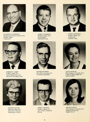 Page 10, 1970 Edition, Cory Rawson High School - Hornet Yearbook (Rawson, OH) online yearbook collection