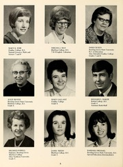 Page 12, 1970 Edition, Cory Rawson High School - Hornet Yearbook (Rawson, OH) online yearbook collection