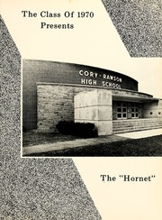 Page 5, 1970 Edition, Cory Rawson High School - Hornet Yearbook (Rawson, OH) online yearbook collection