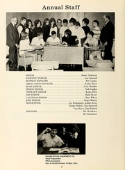 Page 6, 1970 Edition, Cory Rawson High School - Hornet Yearbook (Rawson, OH) online yearbook collection