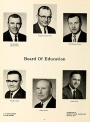Page 8, 1970 Edition, Cory Rawson High School - Hornet Yearbook (Rawson, OH) online yearbook collection